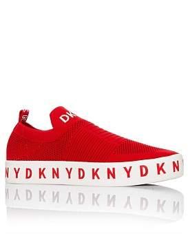DKNY Brea Slip On Platform Sneaker