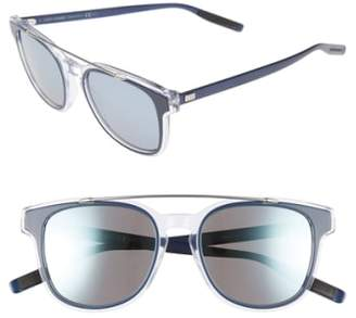 Christian Dior 'Black Tie' 52mm Sunglasses