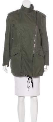 3.1 Phillip Lim Fur-Lined Short Coat