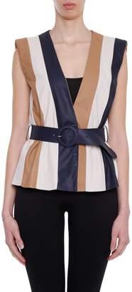 Drome Leather Vest