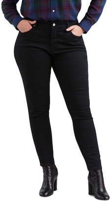 310 Plus Shaping Super Skinny Jeans