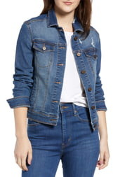 1822 Denim Heritage Denim Jacket