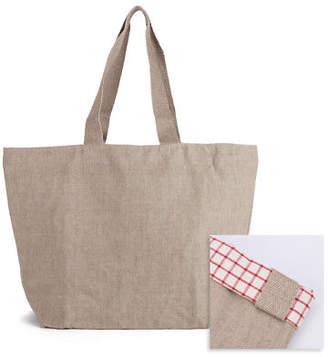 Charvet NEW TRP Red Kelch Bag