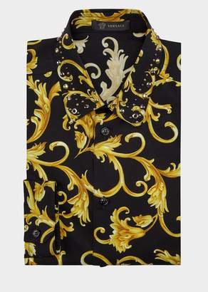 Versace Classical Baroque Shirt