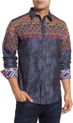 Robert Graham Paradise Valley Classic Fit Sport Shirt
