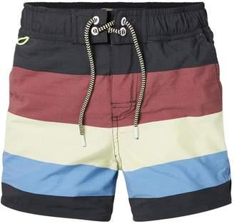 Scotch & Soda Colourful Board Shorts Medium length