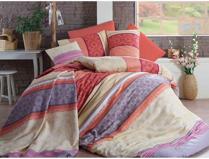 Victoria Home Bettwäsche-Set - mehrfarbig