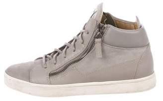 Giuseppe Zanotti Sloane High-Top Sneakers