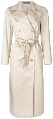 Tagliatore double breasted trench coat
