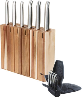 Füritechnics 8 Piece New Pro Segmented Knife Block Set