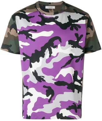 Valentino CamouShuffle T-shirt