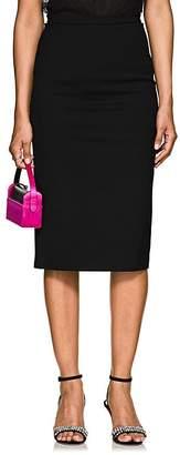 Barneys New York Women's Wool Pencil Skirt