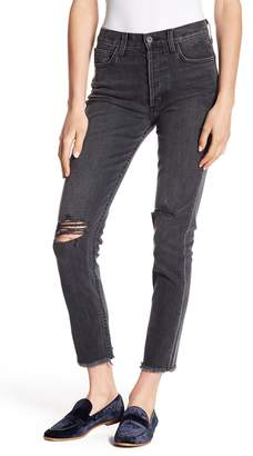 Siwy Denim Gaby Distressed Hem Jeans