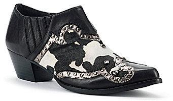 Reba Leana Western-Inspired Booties