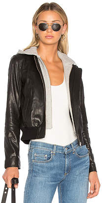 A.L.C. Edison Leather Jacket