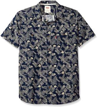 Levi's Men's Kofi Short Sleeve Woven Shirt
