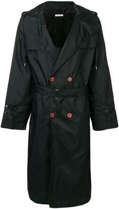 Marni oversized trench coat