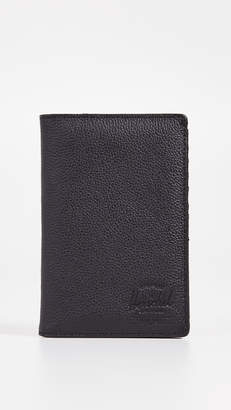 Herschel Search Leather Tile Passport Case