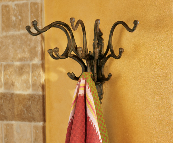 Victoriana Iron Coat Hook