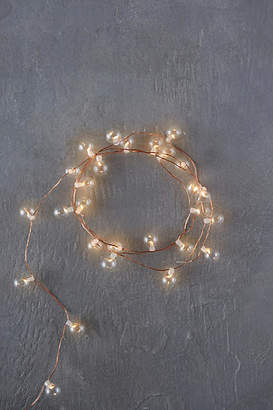 Anthropologie Stargazer Glass Bubble Lights, 15' Battery Powered