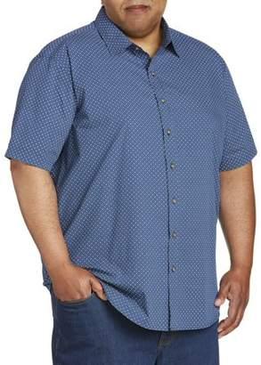 Canyon Ridge Men's Big and Tall Short Sleeve Printed Shirt, up to 7XL