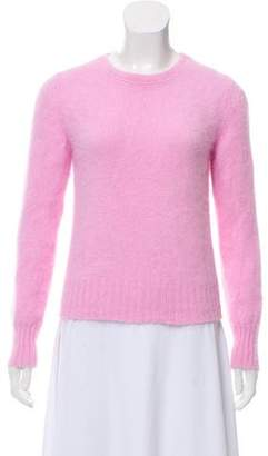 Olympia Le-Tan Angora Crimp Jumper Sweater