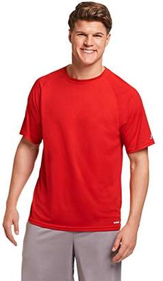 Russell Athletic Men's Dri-Power Performance Mesh T-Shirt