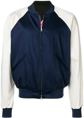 Y-3 Sport Y3 Sport Y-3 x James Harden colour-block bomber jacket