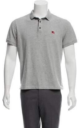 86d83ef5ccf64 Mens Grey Burberry Check Shirt - ShopStyle