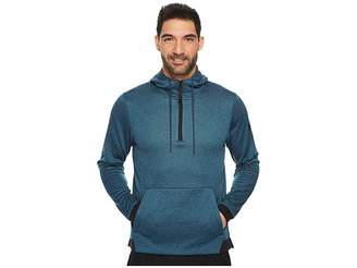 Under Armour Armour Fleece Icon 1/4 Zip Pullover Hoodie Men's Sweatshirt