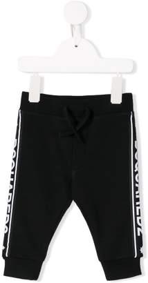 DSQUARED2 logo lined sweatpants