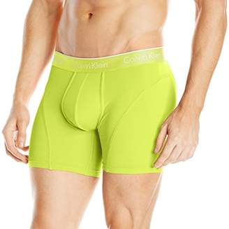 Calvin Klein Men's Underwear Air FX Micro Boxer Briefs