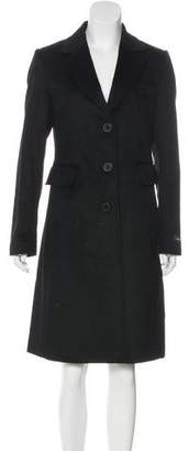 Bloomingdale's Cashmere Knee-Length Coat
