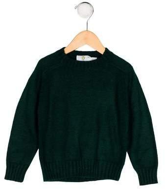 Boys' Knit Crew Neck Sweater
