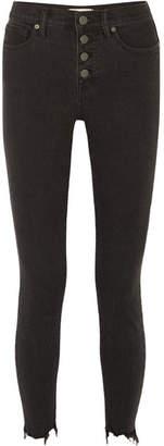 Madewell High-rise Skinny Jeans - Black