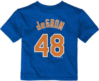 Majestic Babies' Jacob deGrom New York Mets Player T-Shirt