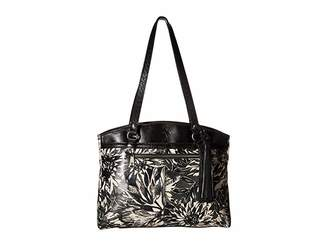 Patricia Nash Sunflower Print Poppy Tote