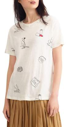 J.Crew Happy Days T-Shirt
