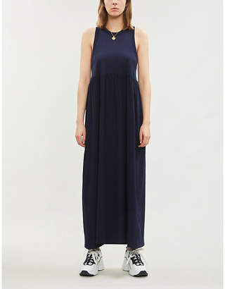 Ninety Percent Racerback organic-cotton maxi dress