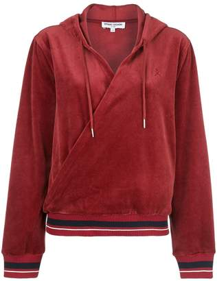 Opening Ceremony loose-fit wrap-style hoodie