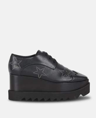 Stella McCartney studded elyse shoes
