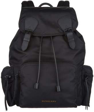 Burberry Large Logo Backpack
