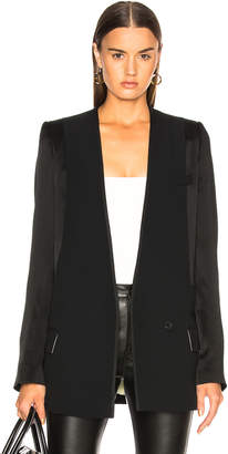 Haider Ackermann Collarless Blazer