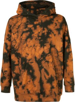 Daniel Patrick tie-dye hoodie $250 thestylecure.com