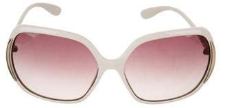 Marc by Marc Jacobs Oversize Gradient Sunglasses