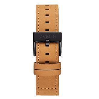 MVMT Mens Chrono 40mm Series20mm Tan Leather