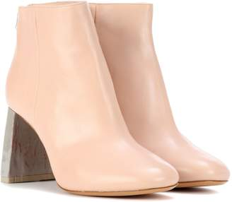 Acne Studios Claudine leather ankle boots