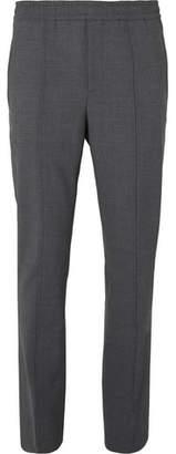 Neil Barrett Slim-Fit Stretch-Woven Drawstring Trousers