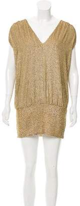 Pinko Sequin Mini Dress