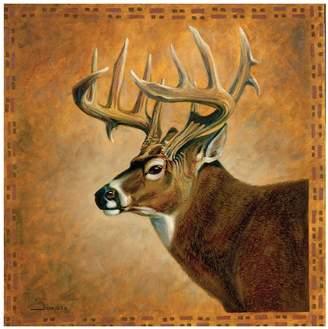 Thirstystone Deer Portrait Occasions Trivet